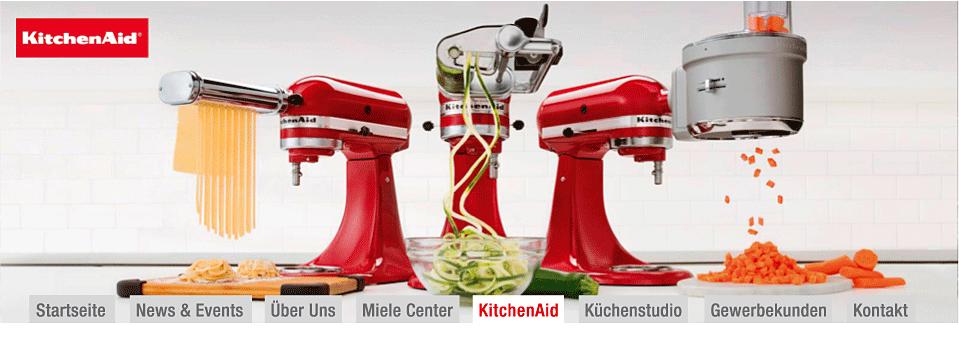 Kuchengerate Von Kitchenaid